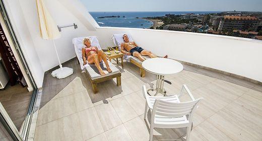LAGUNA BEACH ALYA RESORT & SPA HOTEL, ALANYA *****